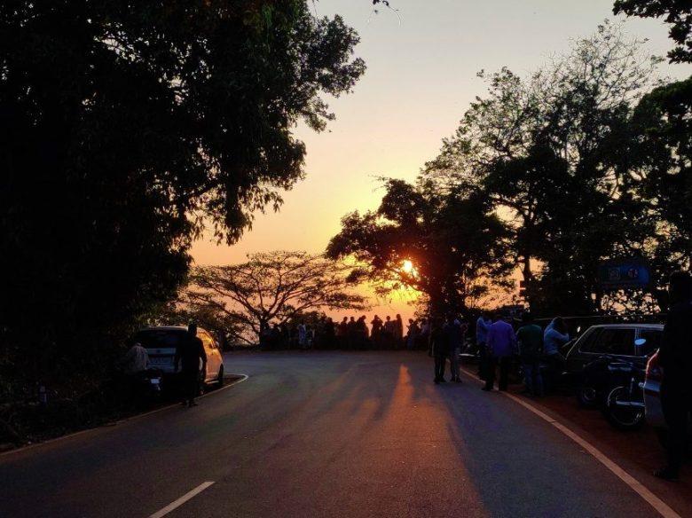Sunset Point Agumbe