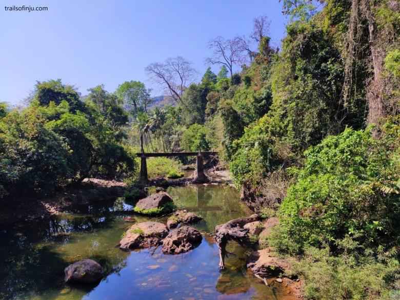 Views En Route Kudlu Falls In Someshwara Wildlife Sanctuary, Agumbe