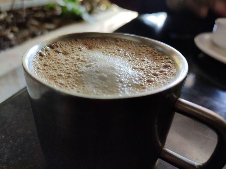 Coffee At Siri Coffee