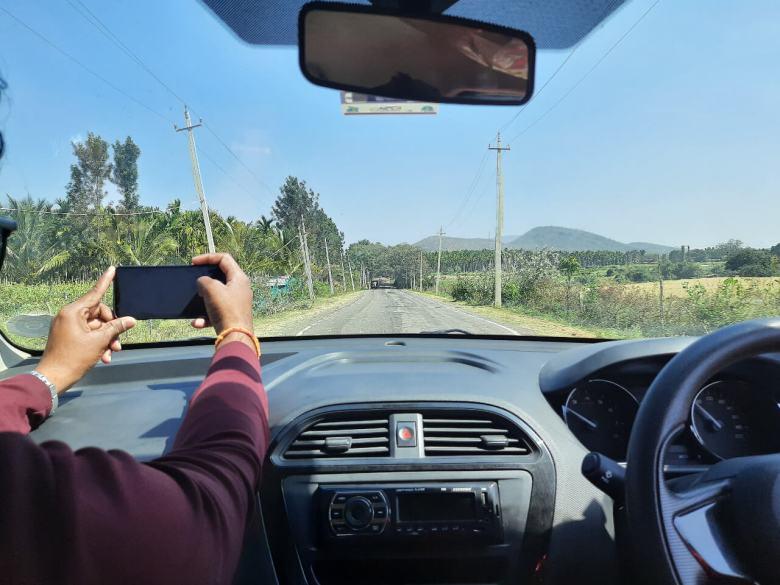 En Route Kemmangundi