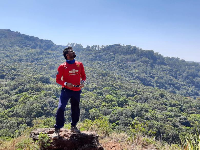 Stunning View Of Dense Kemmangundi Forest