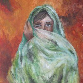 Veiled – canvas