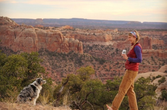 Trail Stoke One Girls Quest For Awe Inspiring Adventure