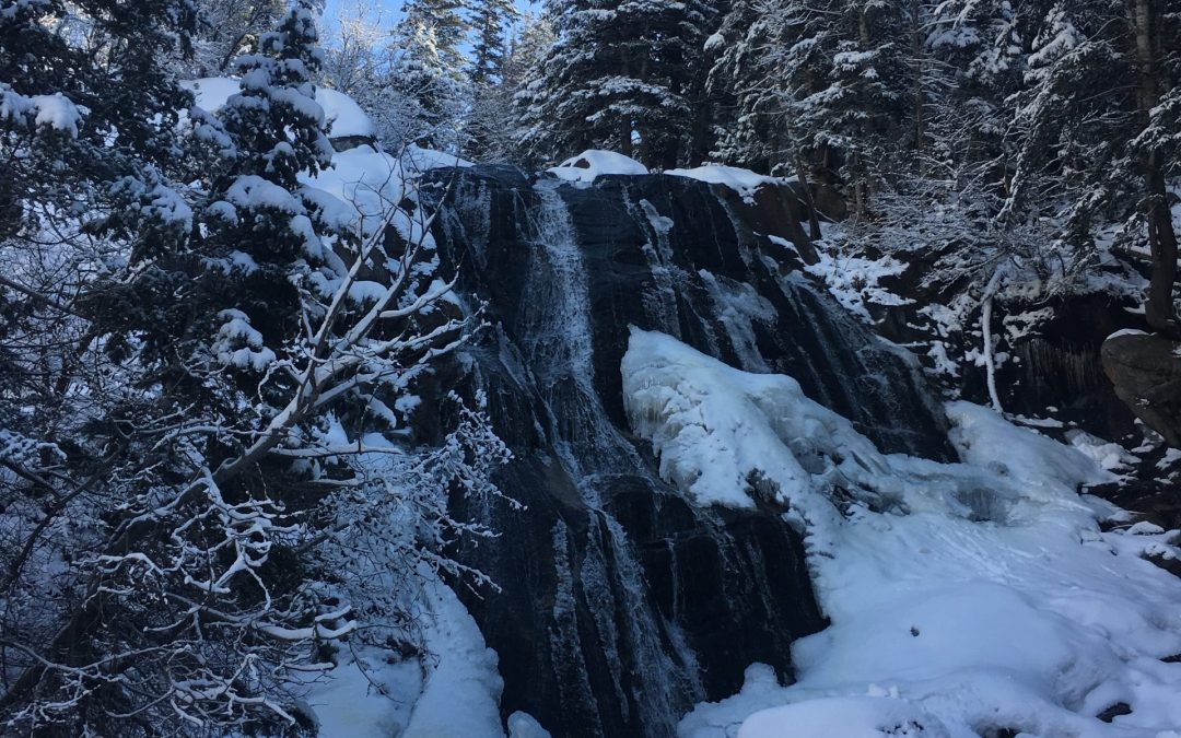 Bells Canyon Lower Falls