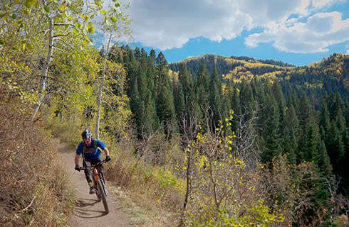 Upper Millcreek/Great Western Trail Connector