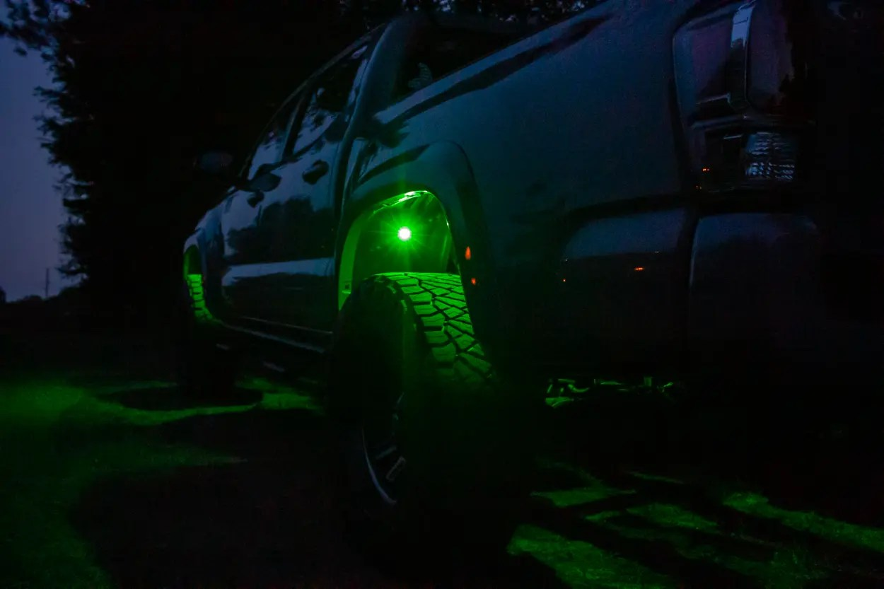 oneuplighting rockglow x led rock light