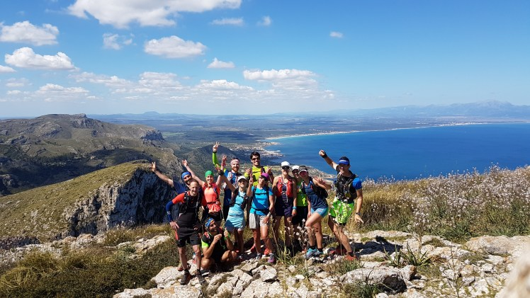 Stage Trail #2 Mallorca avec Diego - 31 Mars au 4 Avril 2018