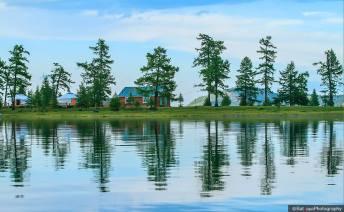 Ashihai camp in Khuvsgul Lake National Park