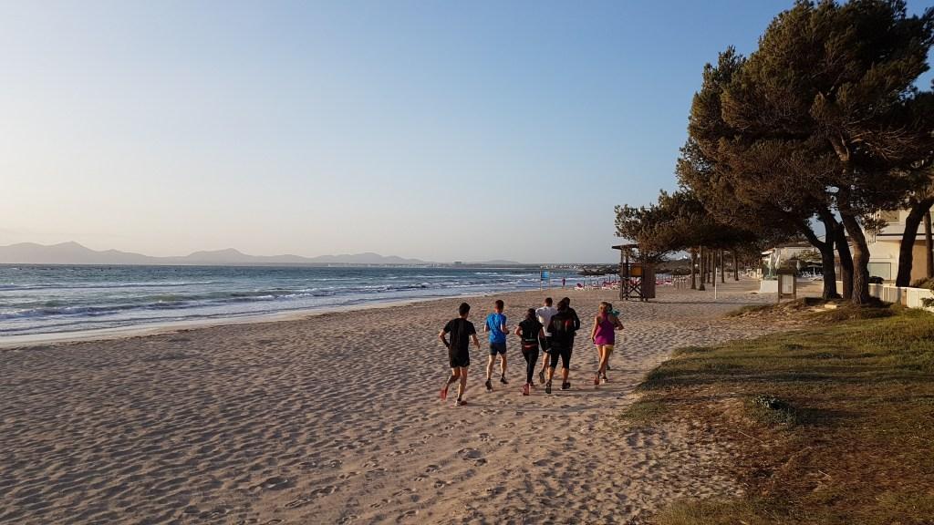 Stage Trail #2 Mallorca avec Diego - 31 Mars au 4 Avril 2018