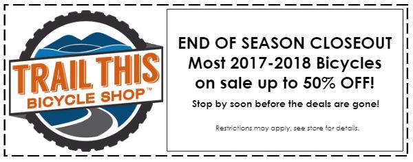 Season Closeout 2018