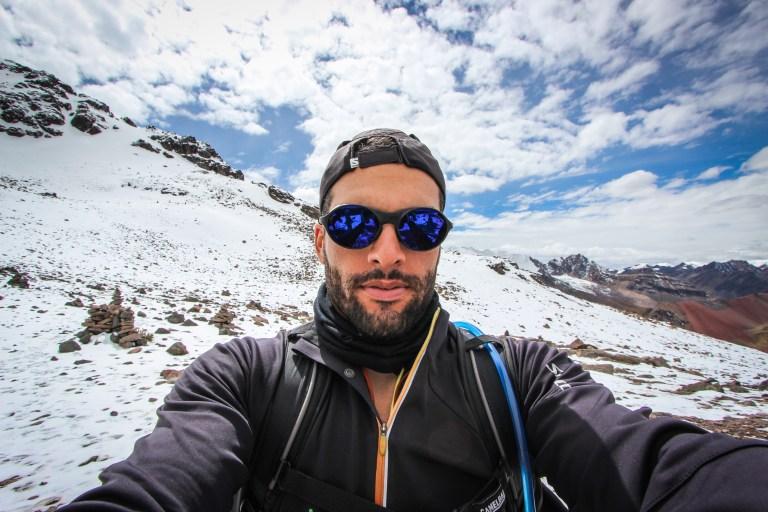 Drew Robinson Trail to Peak