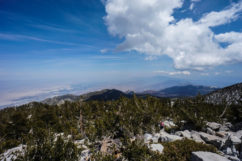 San Jacinto Summit