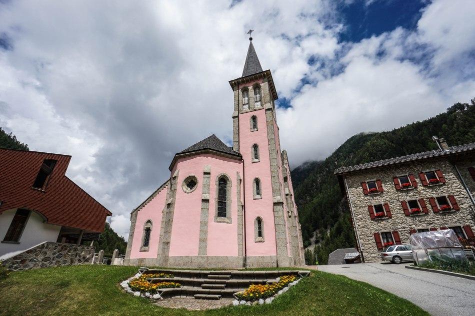Church in Trient