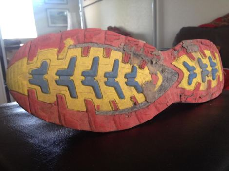 Full Outsole