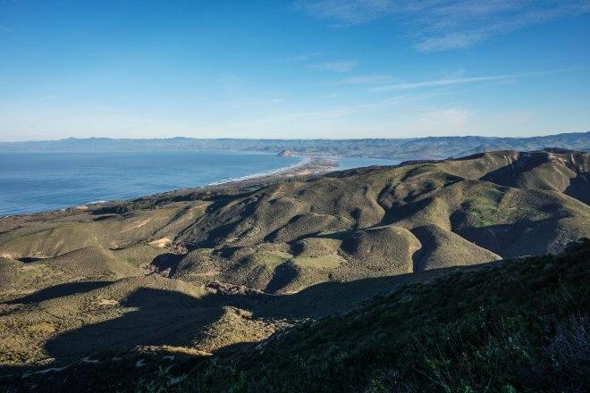 First Glimpse of Morro Bay