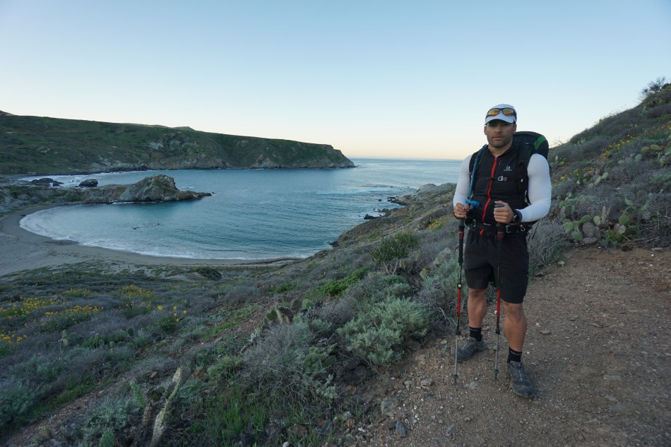 Hiking The Trans-Catalina Trail