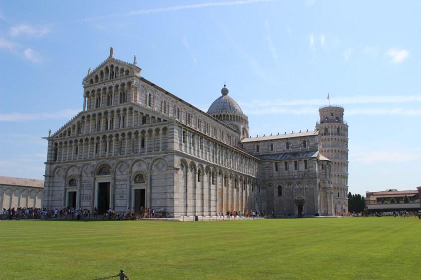 Duomo Santa Maria, Pisa