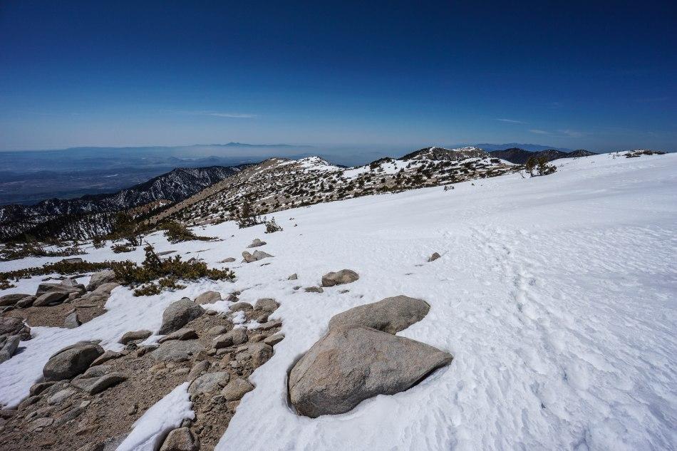 San Gorgonio via Vivian Creek Trail