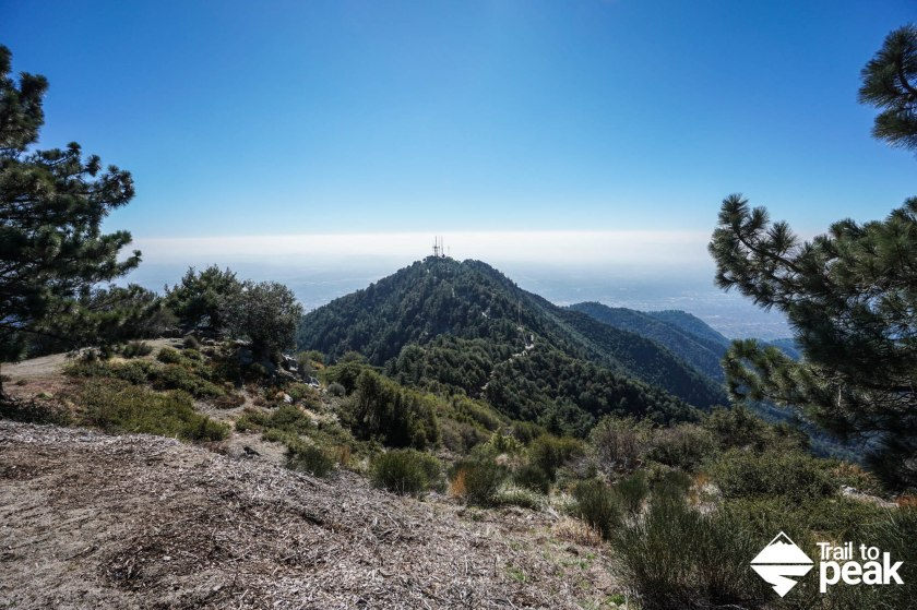 "Hardest California Hikes The Trail to Peak SoCal ""Category 5"" Hiking Series Mt Wilson Sierra Madre"
