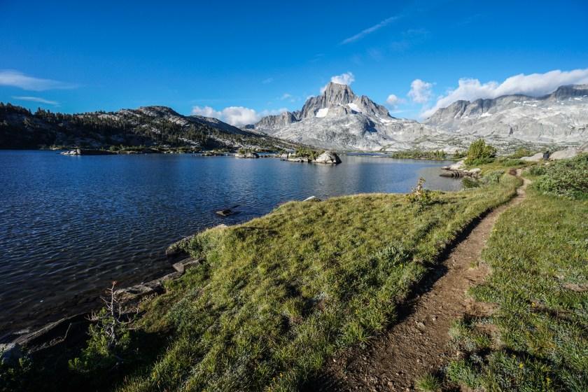 John Muir Trail Thousand Island Lake to Deer Creek
