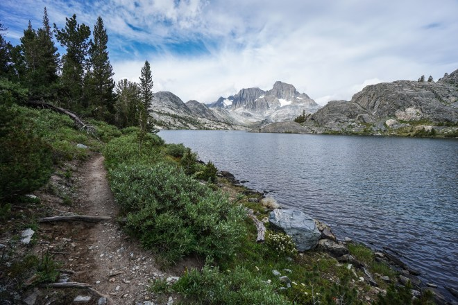 John Muir Trail Day 3