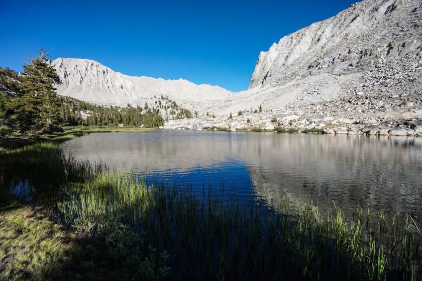 John Muir Trail Forester Pass Guitar Lake