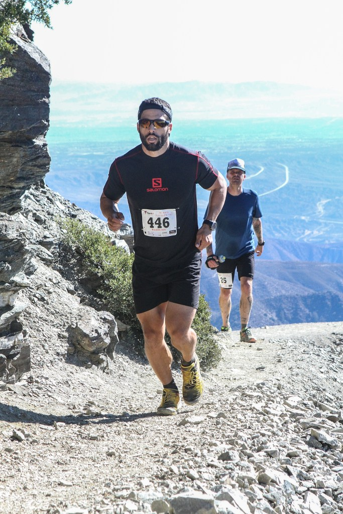 Mt. Baldy Run to the Top 2015 50th Anniversary