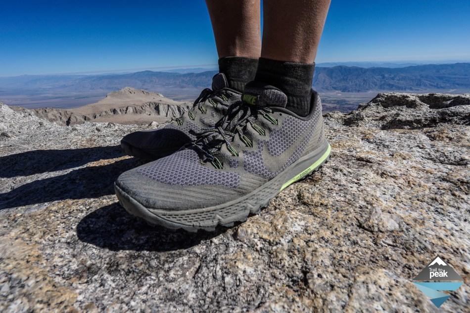 1876b08eb31f0 Gear Review  Nike Air Zoom Wildhorse 3 - Trail to Peak