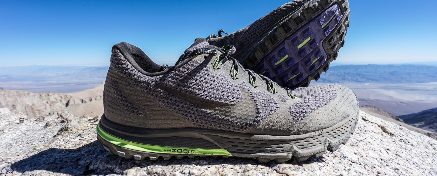 detailed look a7fce d8745 Gear Review  Nike Air Zoom Wildhorse 3 - Trail to Peak