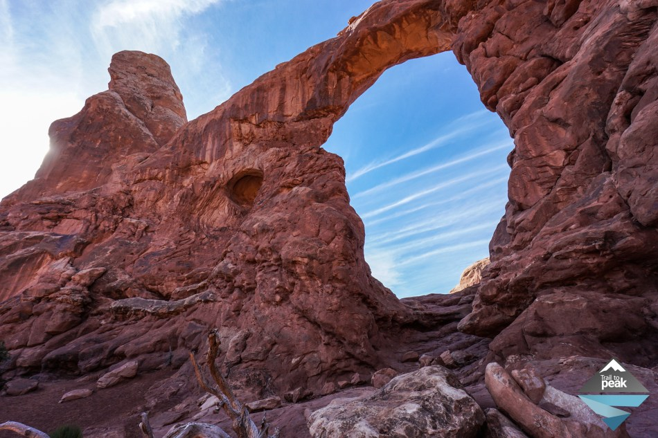 Arches National Park: Balanced Rock, Garden of Eden, Double Arch, And The Windows