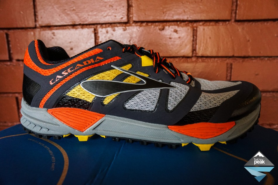 Brooks Cascadia 11 Shoe Review