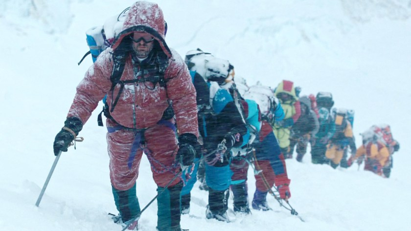 Everest (2015) Movie Review