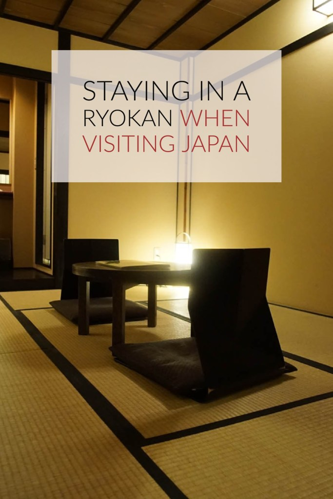 Why You Should Stay In A Ryokan When Visiting Japan