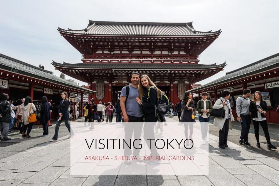 Japan Day 5: Shinkansen To Tokyo, Asakusa, Imperial Gardens, And Shibuya