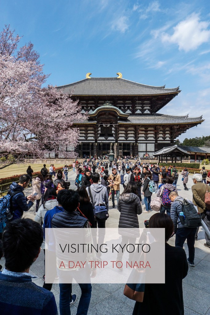 Japan Day 9: Kyoto Tower And A Day Trip To Nara