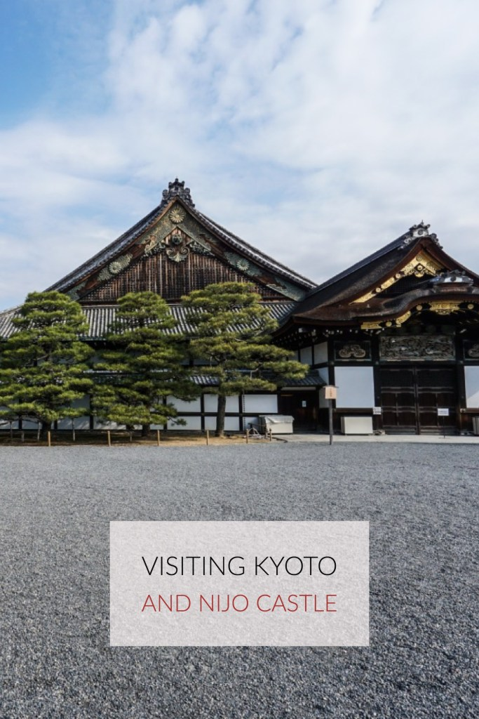A Visit To Nijo Castle Before Flying Home