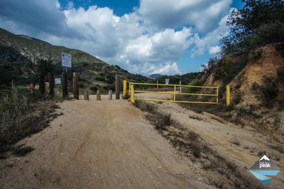 Marshall Canyon Trail Loop Hike Hiking