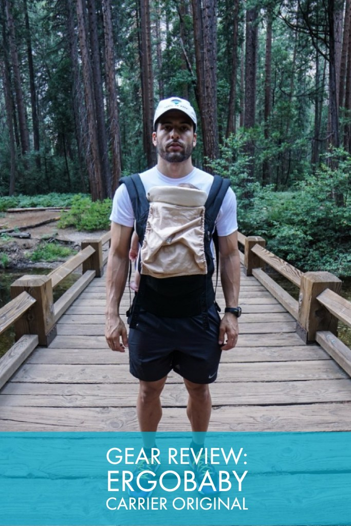 Gear Review: Hiking In The ErgoBaby Carrier Original