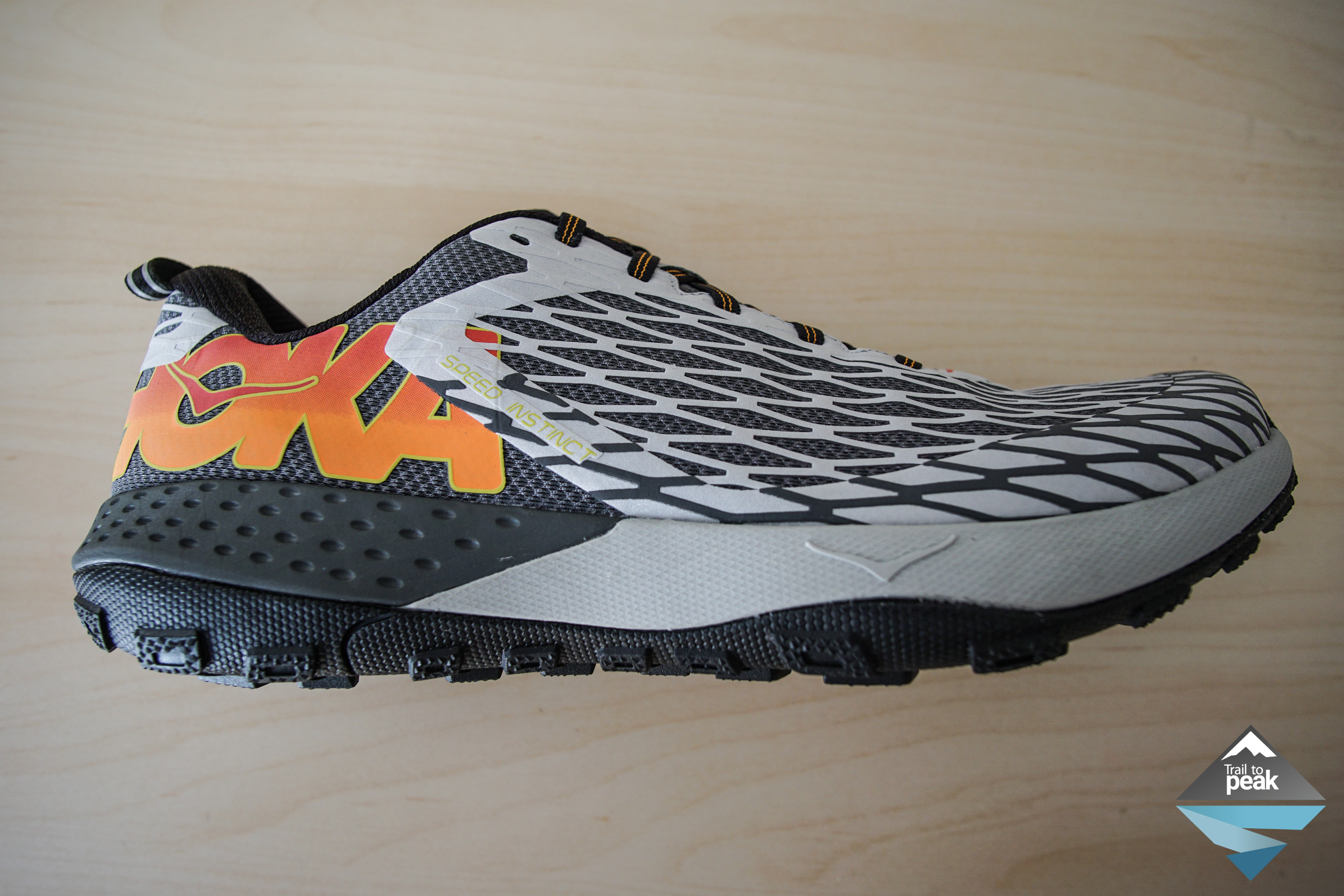 Hoka One One Speed Instinct Shoe Review Preview