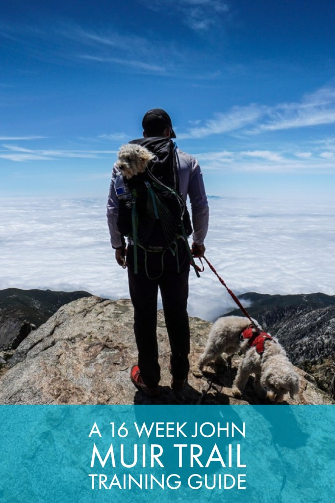 A 16 Week Training Guide To Help You Prepare For The John Muir Trail
