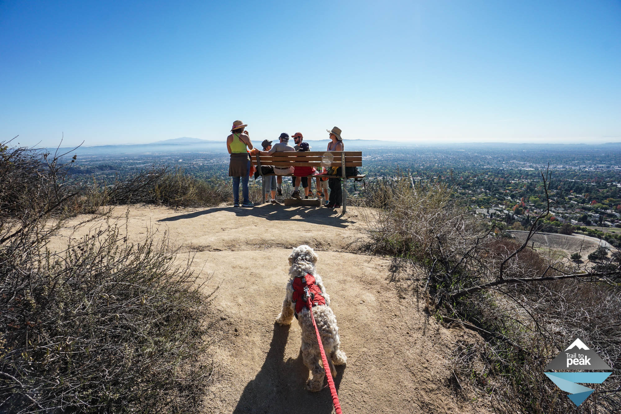 Hiking Jones Peak Via Bailey Canyon Trail Guide