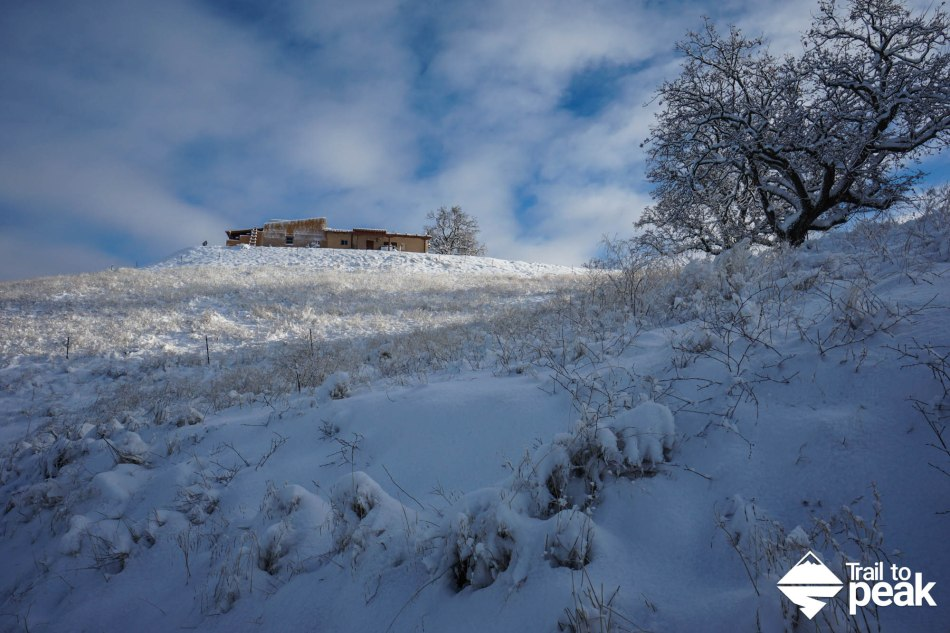 Stallion Springs Tehachapi Photography Snow