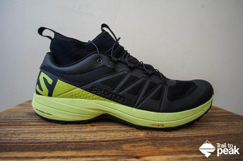 Gear Review Preview Shoe Salomon XA Enduro
