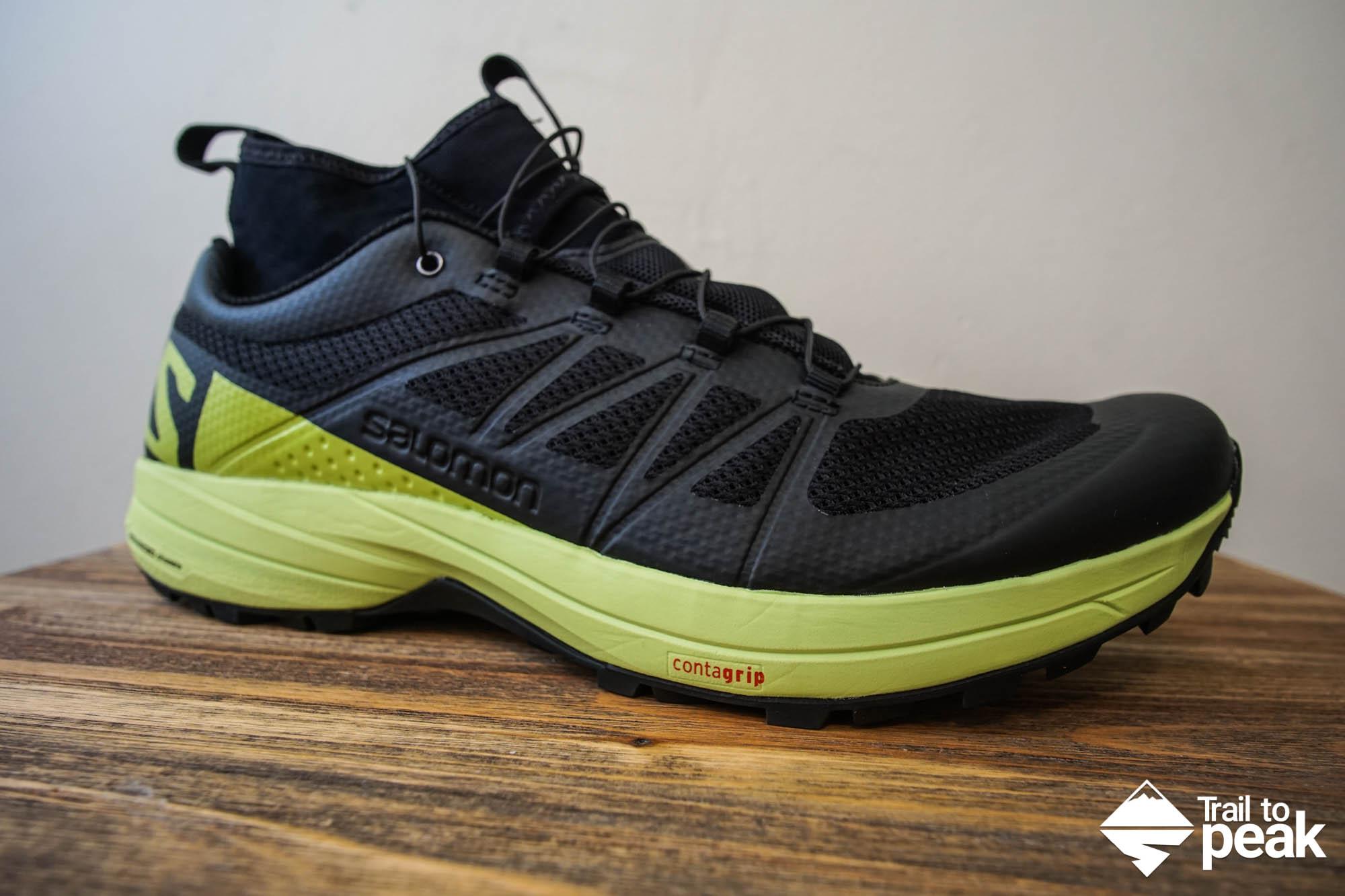 Gear Review Preview Shoe Salomon XA Enduro