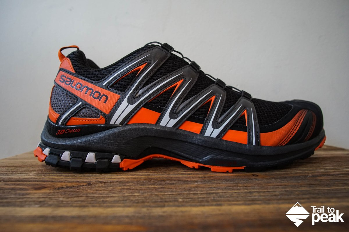 Gear Preview: The New Salomon XA Pro 3D (2017) - Trail to Peak