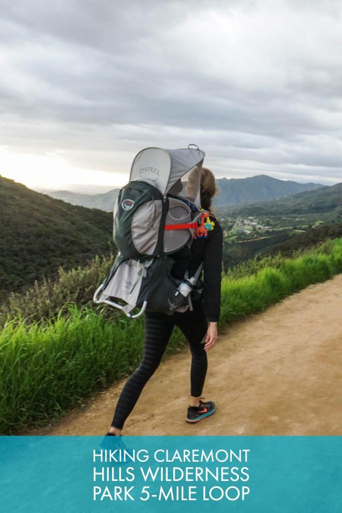 Hiking The Claremont Hills Wilderness Park 5 Mile Loop