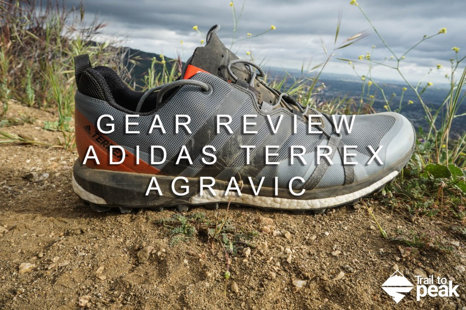 Adidas Terrex Agravic Trail Shoe Review