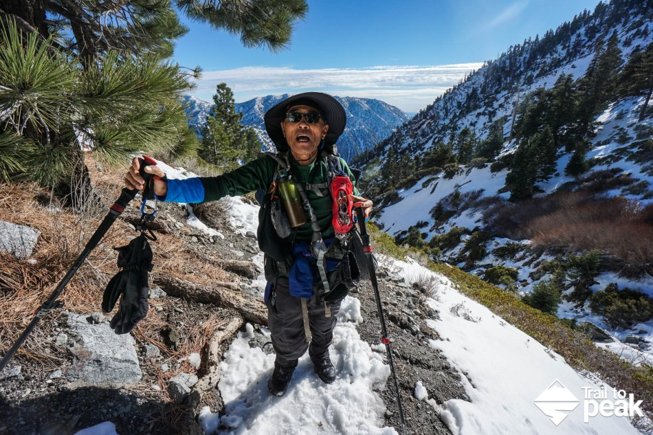 Sam Seuk Doo Kim Passes Away On The Summit Of Mt. Baldy