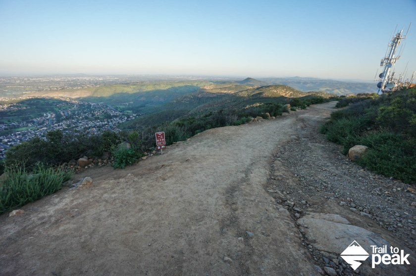 Hiking Cowles Mountain And Pyles Peak In Mission Trails Regional Park