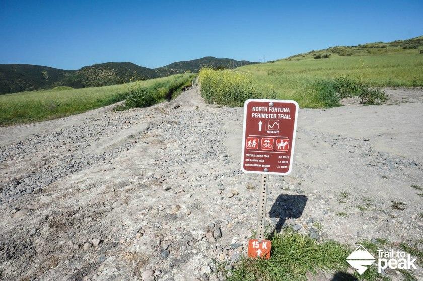 Hiking South Fortuna and North Fortuna 5 Peak Challenge Mission Trail Regional Park